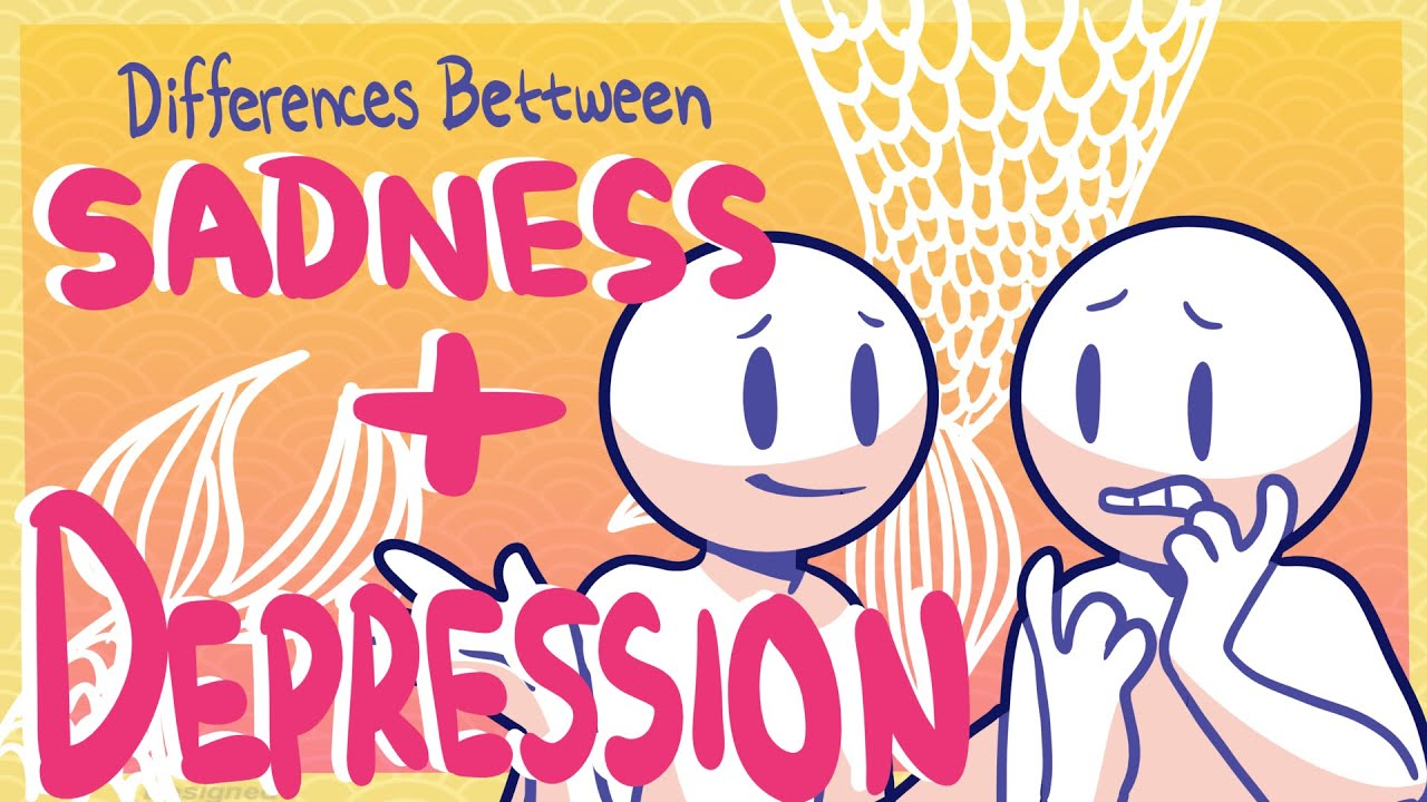 6 Differences Between Sadness and Depression