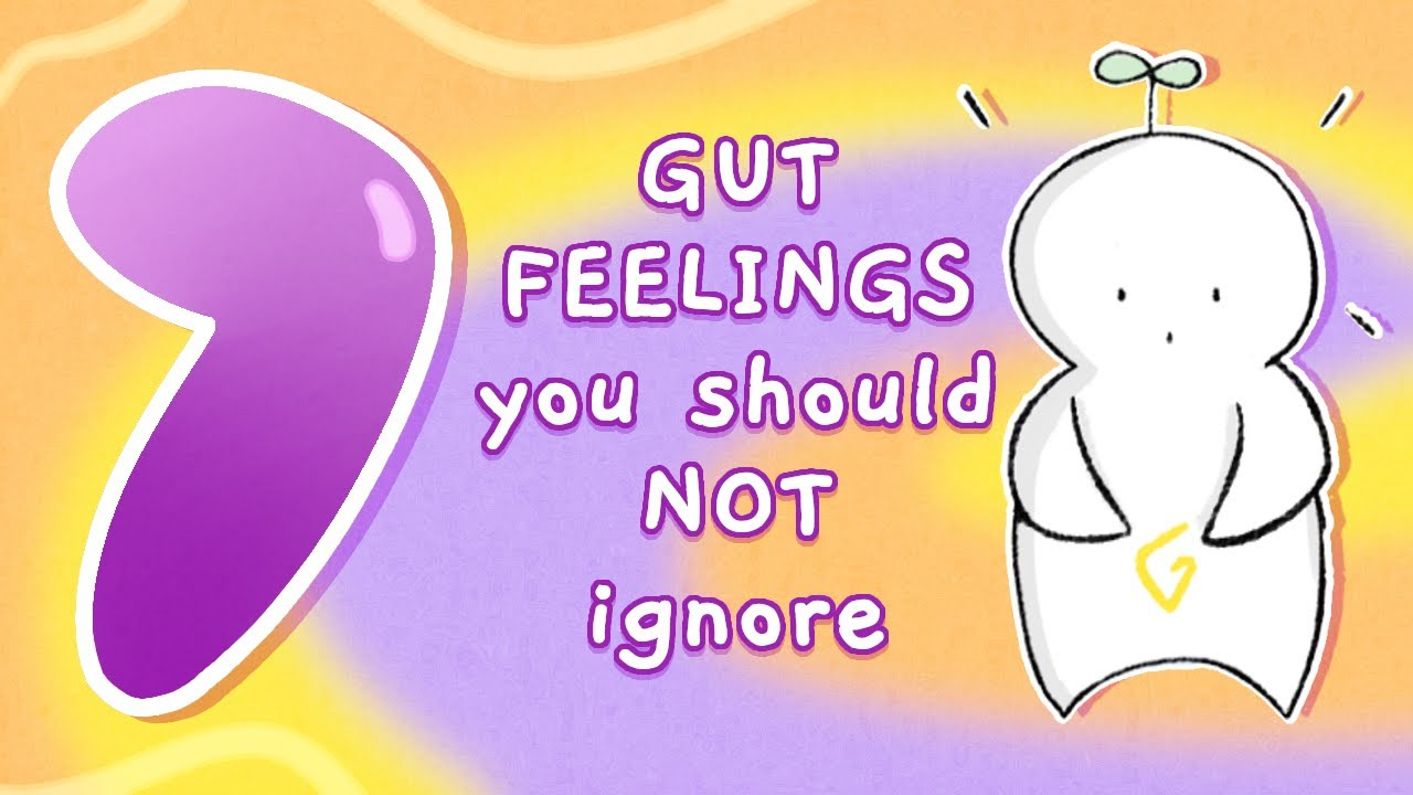 7 Gut Instincts You Should Not Ignore